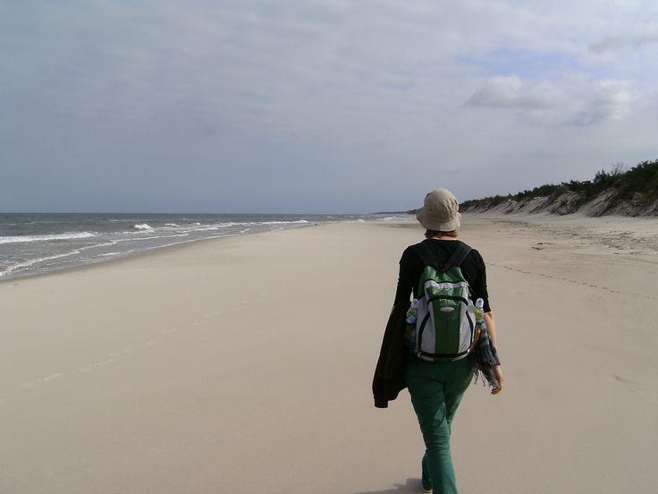 Droga do #Mrzezyno - 100 km wybrzeżem Bałtyku - http://www.turisticus.pl/100-km-wybrzezem-baltyku-relacja/