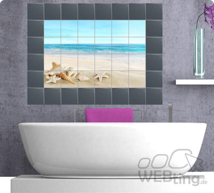 26 best Badezimmer images on Pinterest Bathrooms, Bathroom and - küche deko wand
