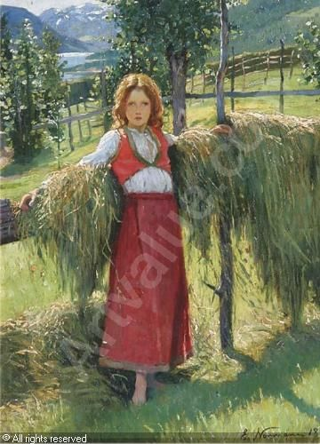NORMANN Emma (Pastor-Normann) - Goldilocks: a Norwegian country girl
