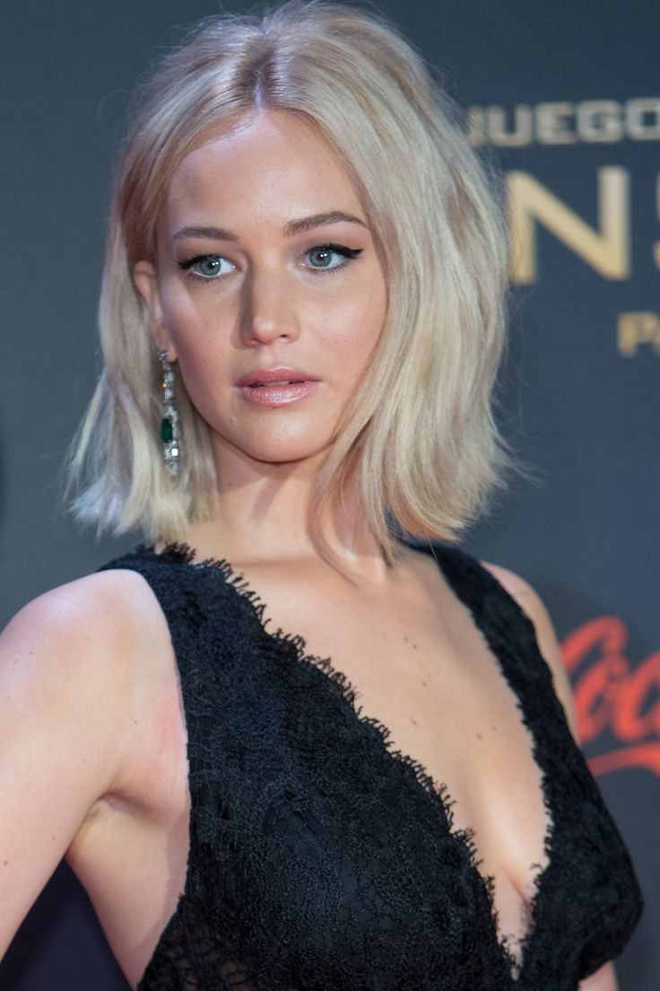Jennifer Lawrence Backed Out of a Rom-Com Because She Wasn't Getting Paid Enough #beautifulhair