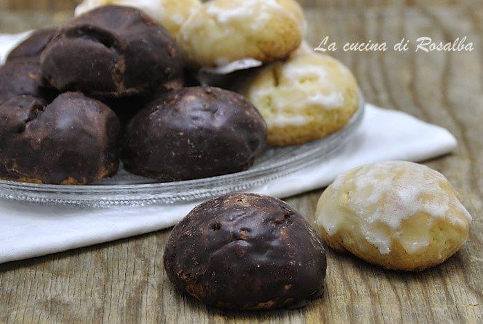 Biscotti tetù e teio | ricetta la cucina di rosalba