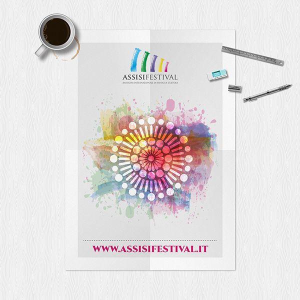 Assisifestival 2014 on Behance