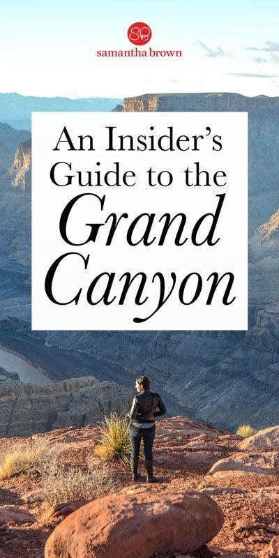 Jährlich besuchen 6 Millionen Menschen den Grand Canyon, was ihn zu einem der
