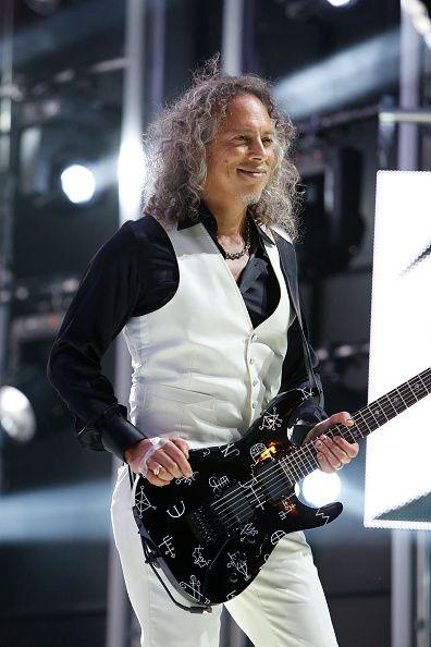 Metallica on Jimmy Kimmel Live, Los Angeles, CA - December 14, 2016