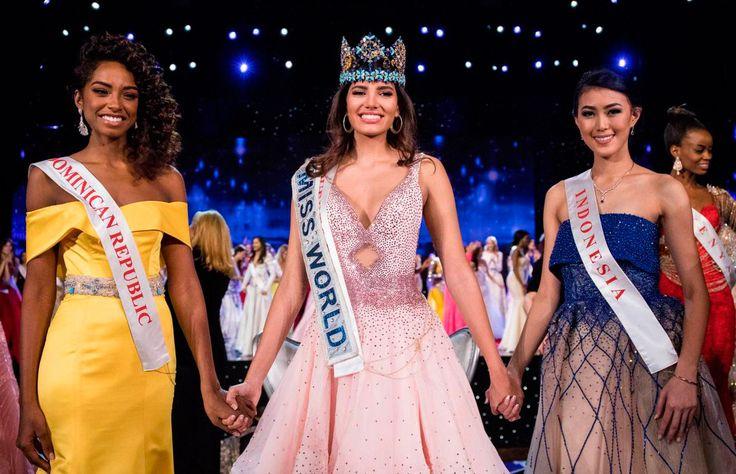 Победительницей Мисс Мира 2016 стала представительница Пуэрто-Рико