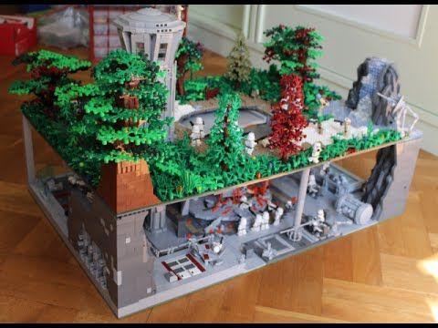 die besten 25 lego baum ideen auf pinterest lego weihnachtsbaum lego boards und lego kreationen. Black Bedroom Furniture Sets. Home Design Ideas