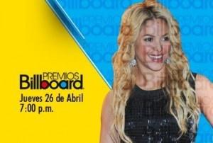 la Música Latina 2012 el próximo jueves 26 de abril a partir de las 7:00 p.m. La mega producción celebra lo mejor de nuestra música y destaca impresionantes presentaciones de grandes estrellas latinas. La ceremonia que se llevará a cabo en el BankUnited Center de la Universidad de Miami, Florida, la presencia colombiana está confirmada con: las 10 nominaciones de Shakira, Charlie Zaa como mejor artista masculino tropical y la actuación de Juanes.