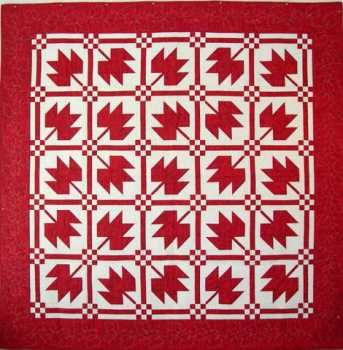 Quilt as You Go Patterns | OhCanada quilt in the quilt gallery