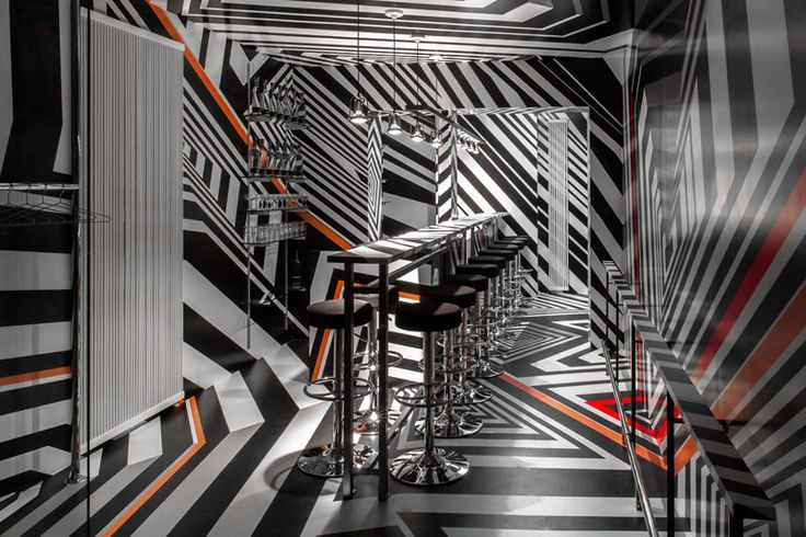 Bar Oppenheimer by Tobias Rehberger & Pilar Corrias