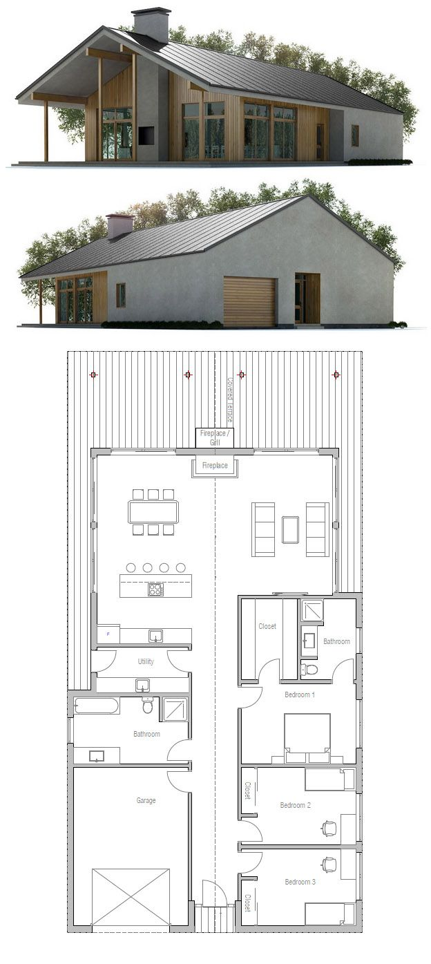 Architecture House Designs Architecture Adhouseplans Building A Container Home Barn House Plans Small House Plans