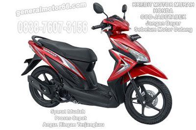 Honda Vario Fi Merah