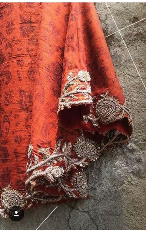 Jayanti reddy # hand work # creativity # Indian fashion