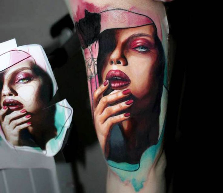 698 Best Woman Tattoo Images On Pinterest