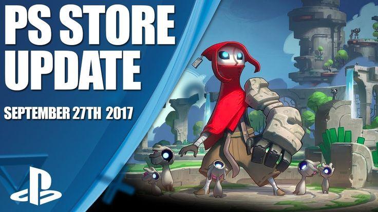 PlayStation Store Highlights - 27th September 2017