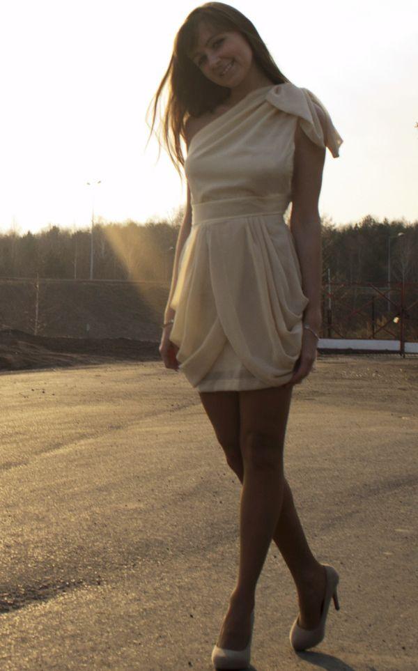 Sukienka szyfonowa Dresstination - Dresstination