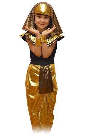 Костюм клеопатры египтянки