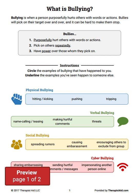 Worksheets Cyber Bullying Worksheets the 25 best ideas about bullying worksheets on pinterest worksheet packet preview