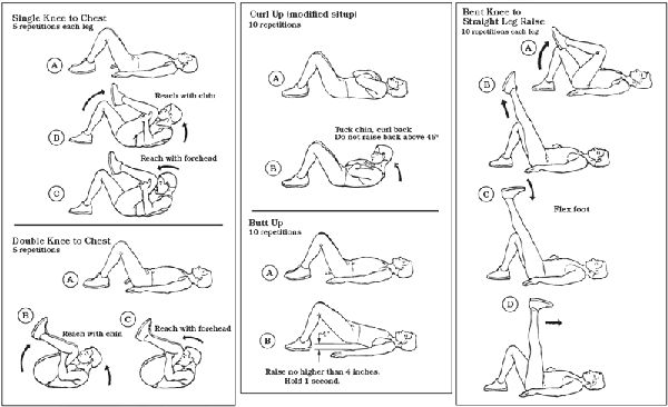 chair exercise for seniors handout lightweight camping exercises - google search | pinterest exercises, ...