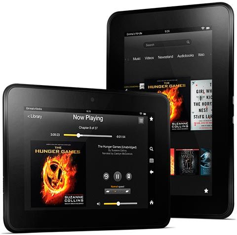 "NEW Kindle Fire HD  7"" HD Display, Dolby Audio, Dual-Band Dual-Antenna Wi-Fi, 16GB or 32GB"