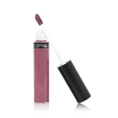 OFRA Long Lasting Liquid Lipstick (Manhattan)  #OFRA #wingedliner #eyeliners #Shoppies #summerglow #geleyeliner #thebalmcosmetics #makeupforever #mascara #blackmascara