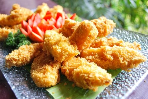 Foods of Nusantara: The fried bananas