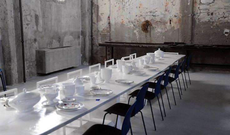 Top 10 best new restaurants in Milan Italy 2014 - Carlo e Camilla in Segheria