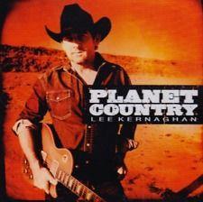 KERNAGHAN LEE-Planet Country  (UK IMPORT)  CD NEW