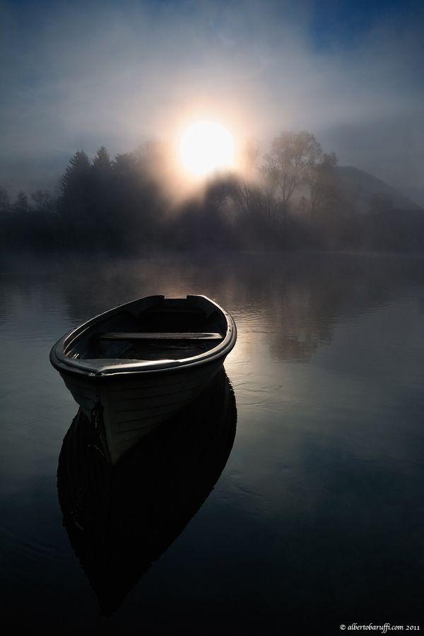 """""""A l'aube""""  de Alberto Baruffi,"""