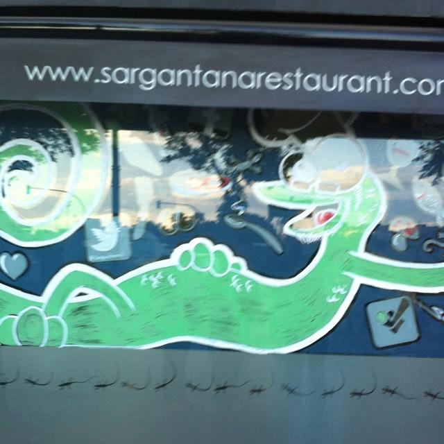Mural de @vsanfeliu en @sargantanavlc