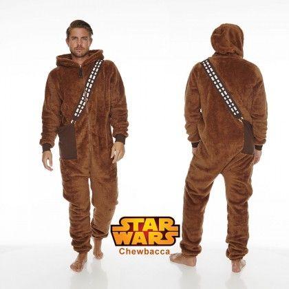 Combinaison Chewbacca Star Wars sur Cadeaux et Anniversaire