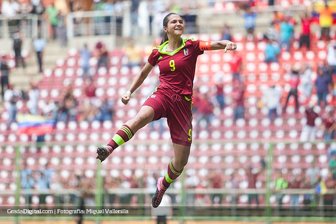 Vinotinto clasifica a cuartos de final en Mundial Femenino de Fútbol