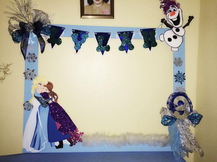Attractive Frozen Photo Frame Pictures - Ideas de Marcos ...