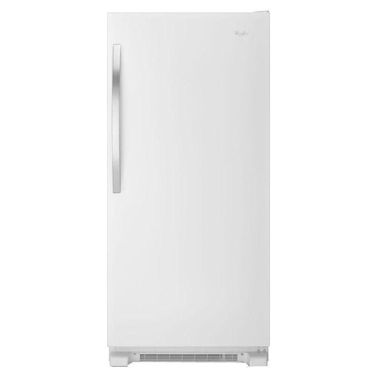 Whirlpool Sidekicks 18 cu. ft. Freezerless Refrigerator in White - WSR57R18DH - The Home Depot