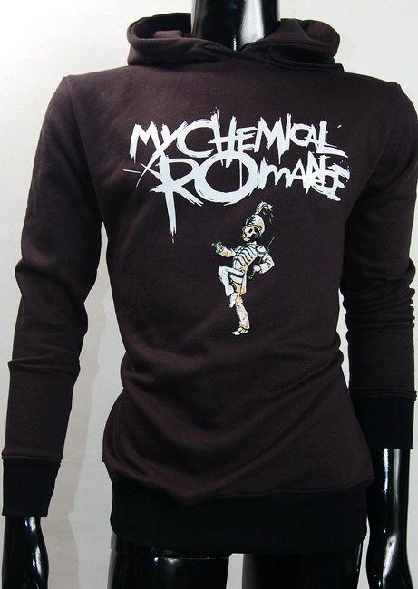 My Chemical Romance Hoodie Sweatshirts Jumper by all4handprint, $35.99