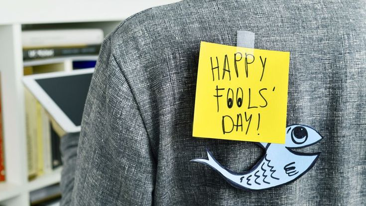 10 simple pranks for April Fools' Day