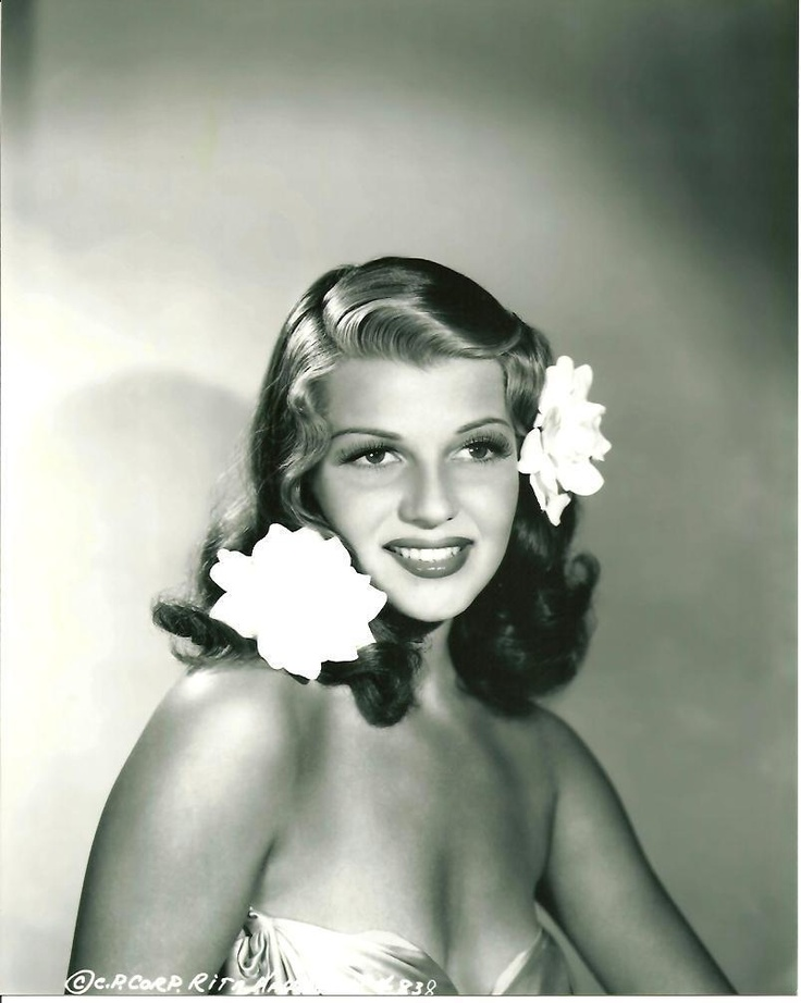 976 best images about Rita Hayworth on Pinterest | Orson ...