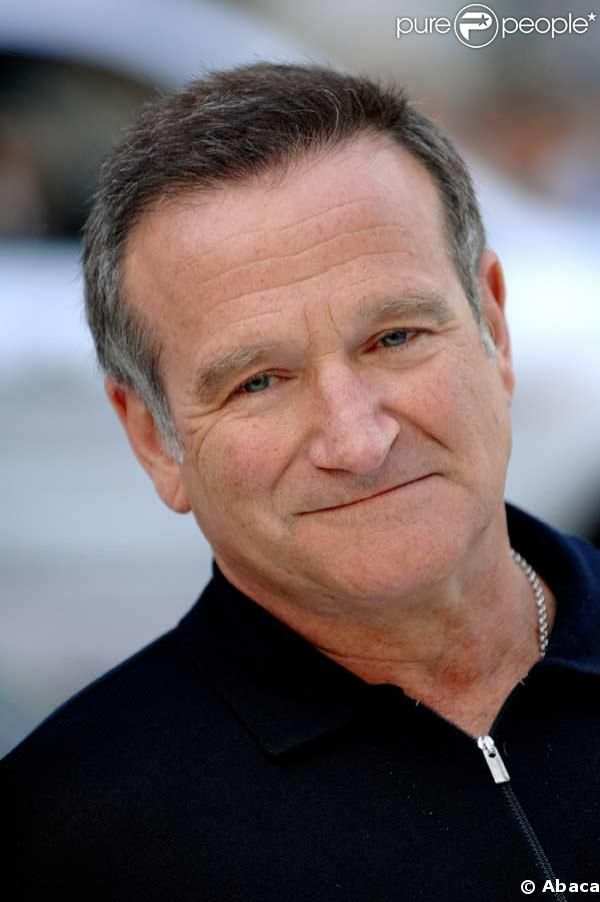 Robin Williams.   My heart is aching for you , will always be in our minds and hearts ❤️