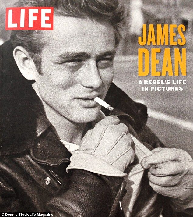 Died seven months after his Life cover: The release of the 1950s-set film will coincide with the 60th anniversary of Dean's death at 24