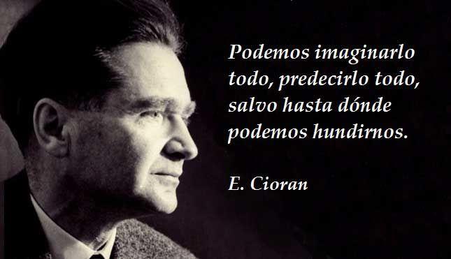 Las mejores frases de Émil Michel Cioran