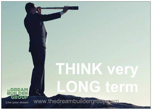 Thing very #long term