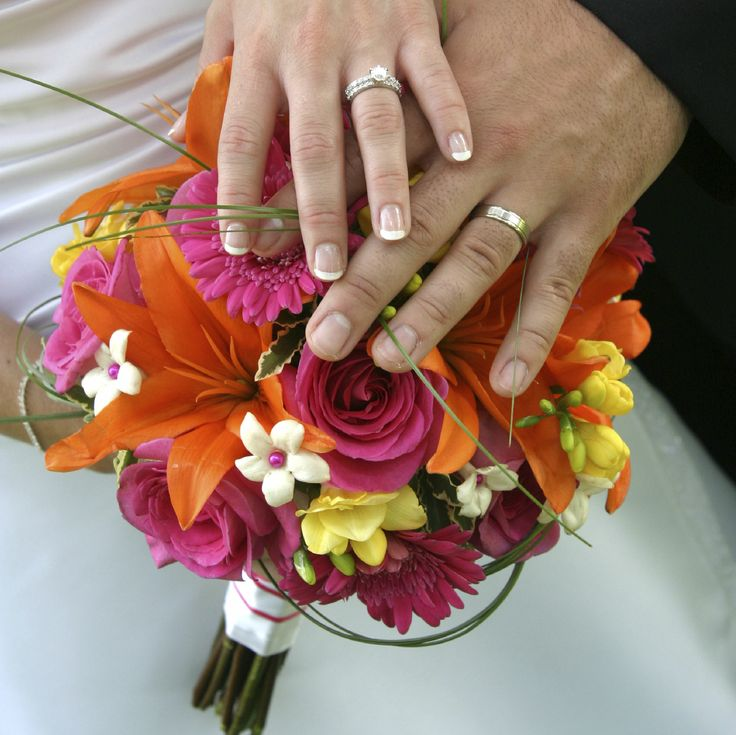 When the big day arrives, make sure that your guests remember the #flowers most of all! #GettingMarried #JustHitched