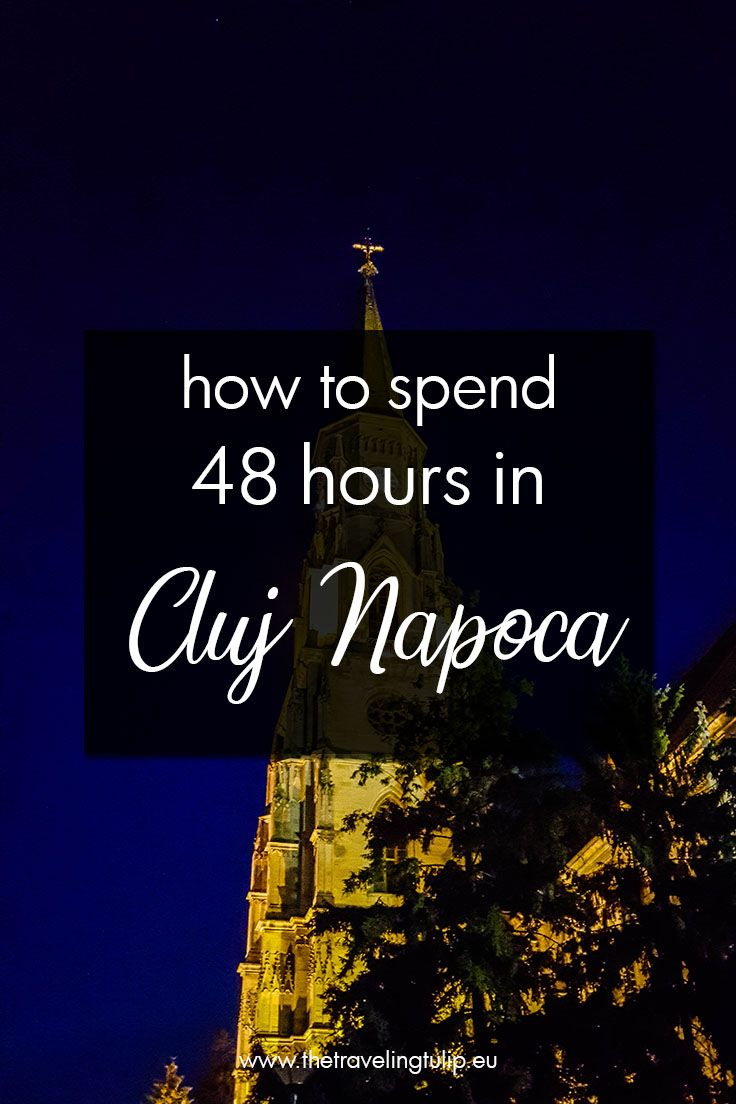 One of Romania's largest cities, Cluj-Napoca is a great place to visit. Here is my take on how to spend 48 hours in Cluj-Napoca!