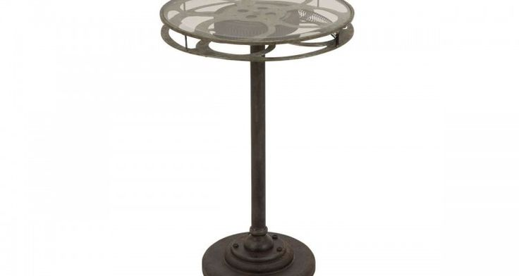 19 Fascinating Metal Accent Table Inspiration