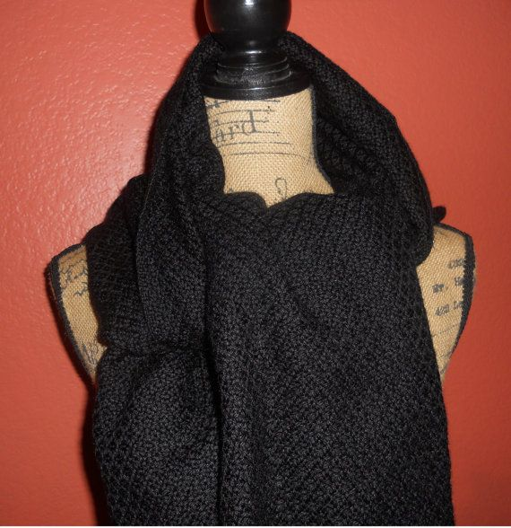 $50.00 Alpaca Scarf Deluxe Collection Unisex by Aspenandesmarket on Etsy