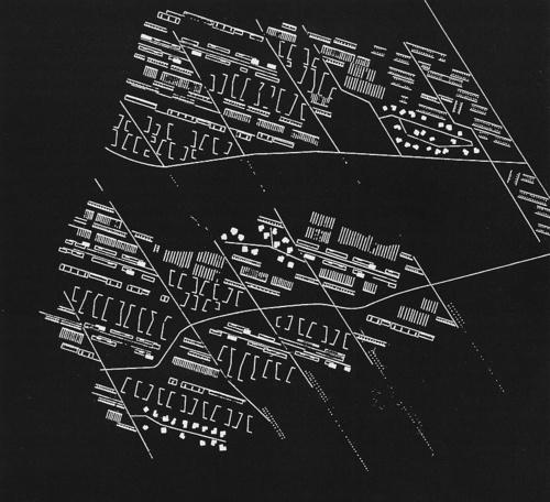 FLORIAN BEIGEL + ARCHITECTURE RESEARCH UNIT UNIVERSITY OF NORTH LONDON  STADTLANDSCHAFT (CITY LANDSCAPE) LICHTERFELDE SÜD, BERLIN 1998