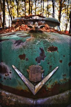 Rust in peace by CurvedLightStudio