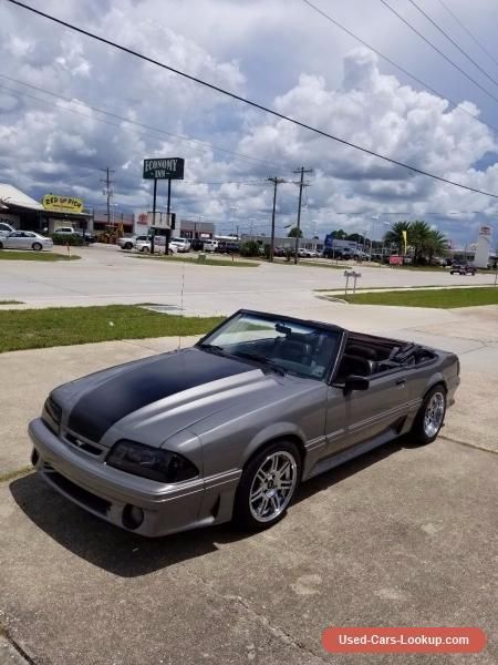 1993 Ford Mustang GT #ford #mustang #forsale #unitedstates