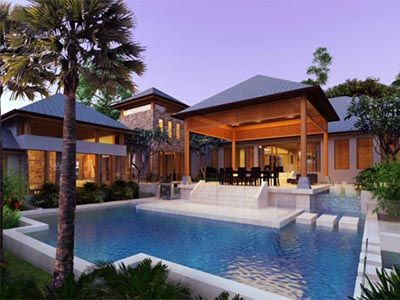 images about Bali home style on Pinterest   Bali  Villas and    A New Home Bali Style Pool