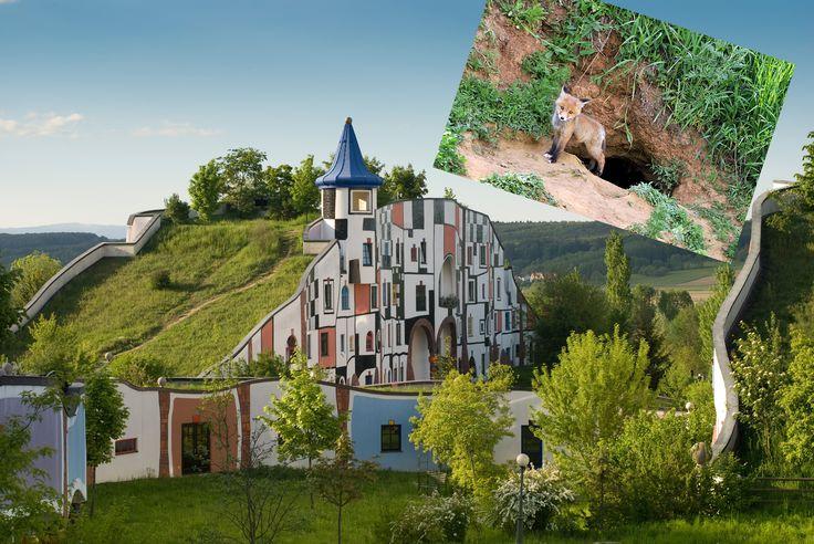 Отражение природы в архитектуре.