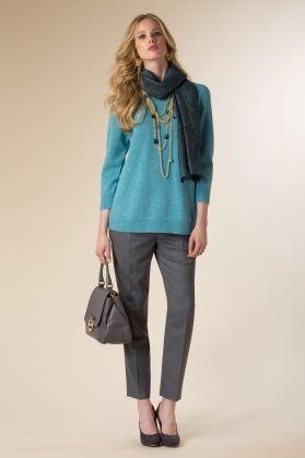 Luisa Spagnoli Look Knitwear